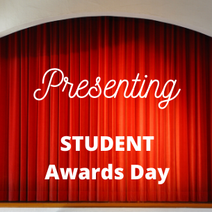 Presenting AMS Student Awards Day