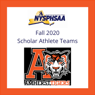 Fall 2020 scholar athlete teams