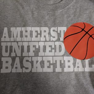Unified basketball t-shirt