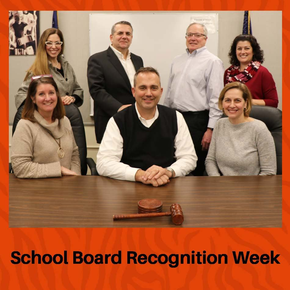 Board of Education Recognition Week