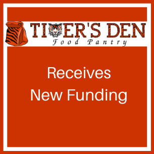 Tigers Den Receives Funding