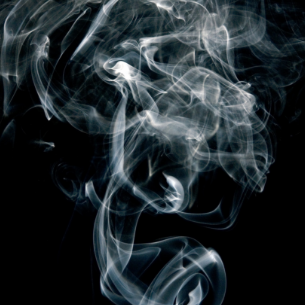smoke wisps